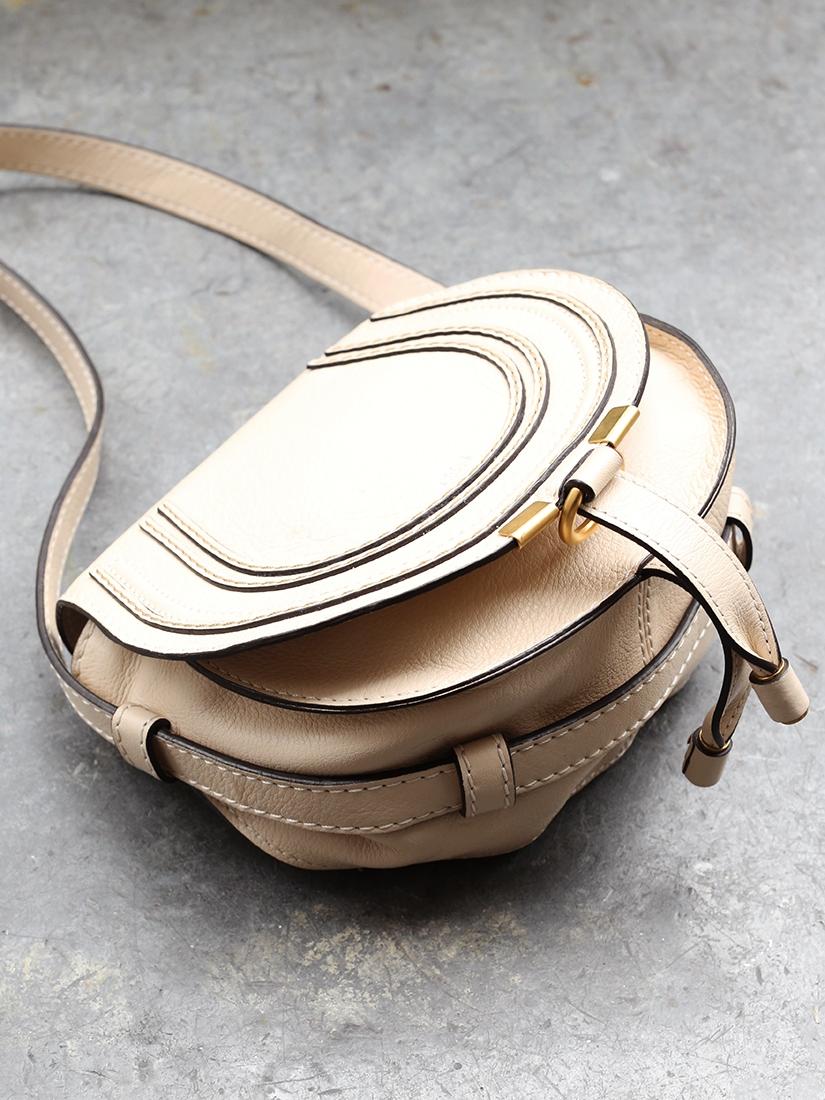 authentic celine bag price - Louise Paris - CHLOE Petit sac �� bandouli��re MARCIE en cuir grain�� ...