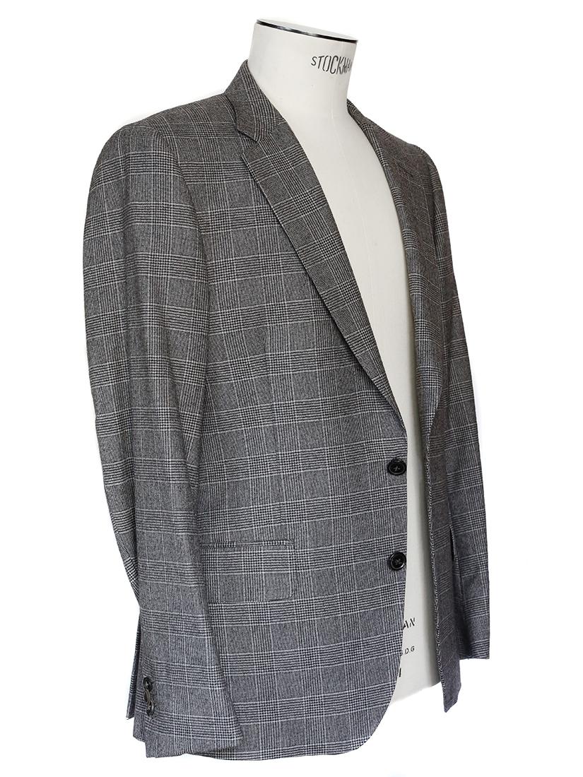 louise paris paul smith blazer tailored fit en laine prince de galles gris et noir neuf px. Black Bedroom Furniture Sets. Home Design Ideas