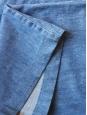 Jean seventies pates d'eph bleu moyen Px boutique 350€ Taille 36