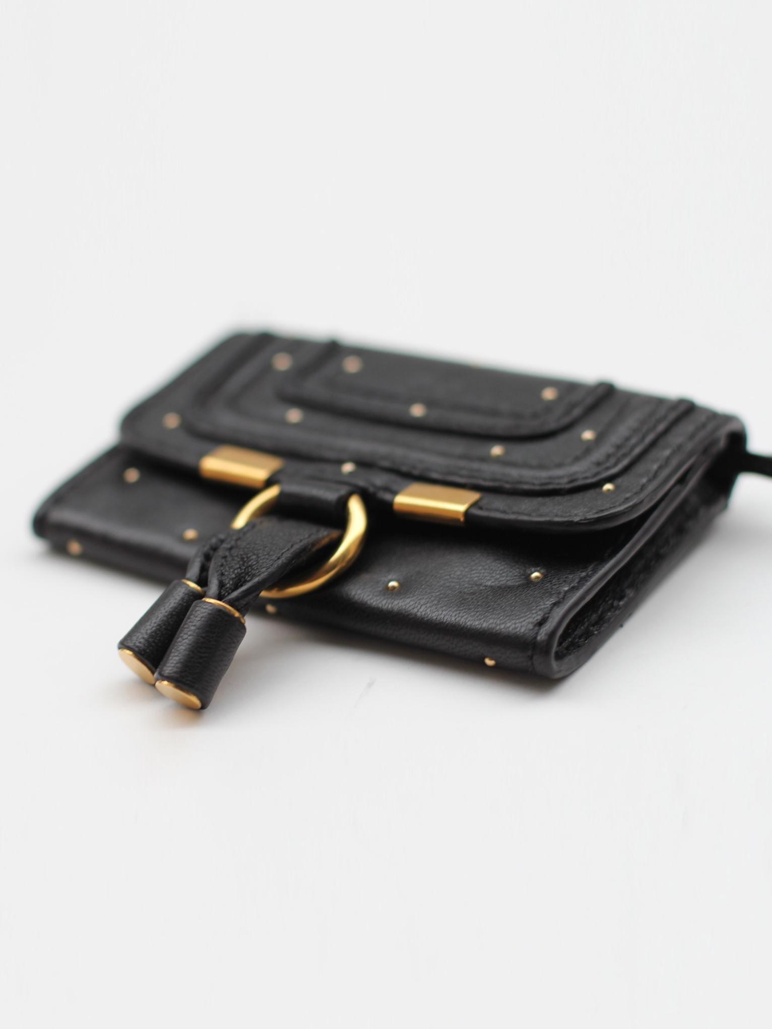 Porte-monnaie en cuir Marcie J10TTOA1p