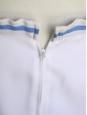 Petite jupe de tennis blanche et bleu ciel Taille 40