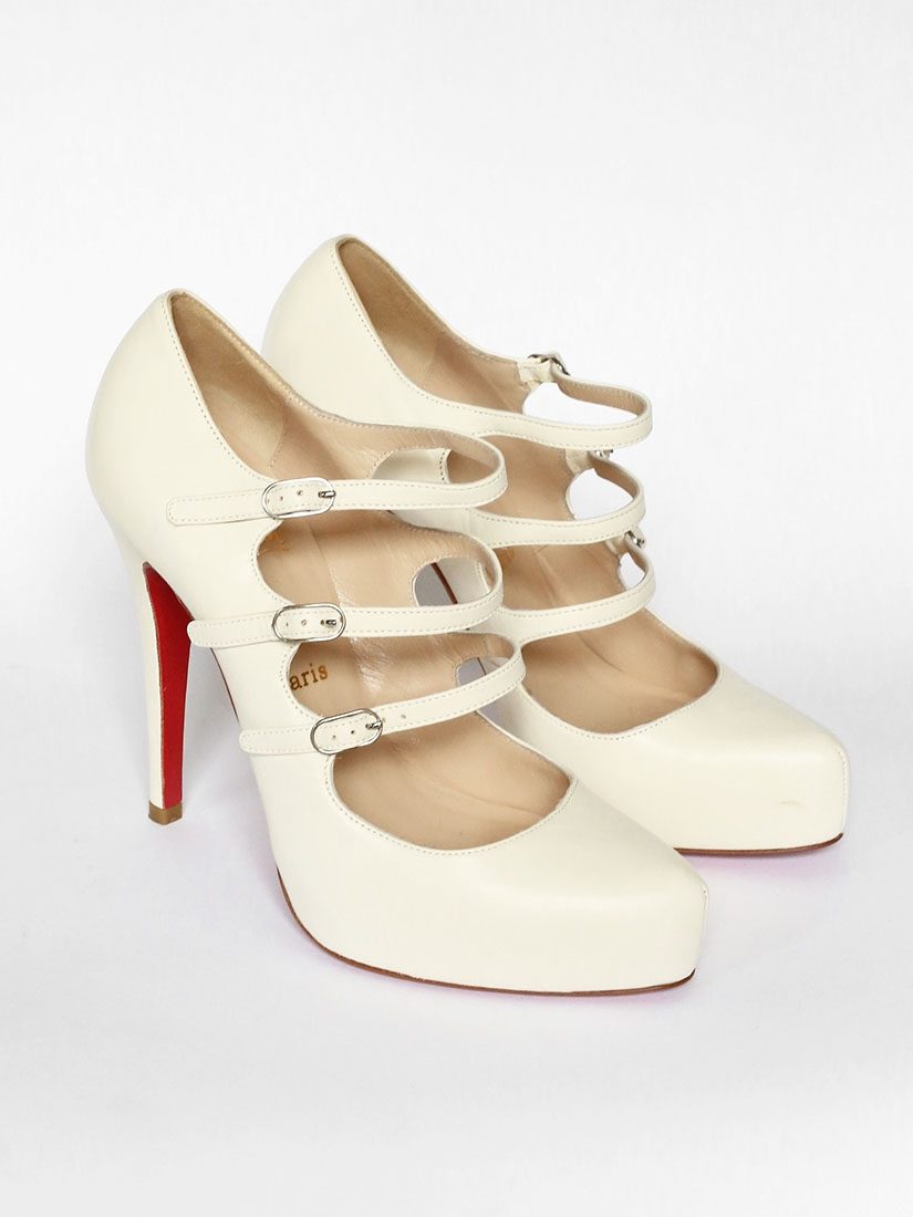 christian louboutin mary jane price