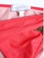 Maillot de bain deux pièces bikini rose bonbon Px boutique 230€ Taille 36