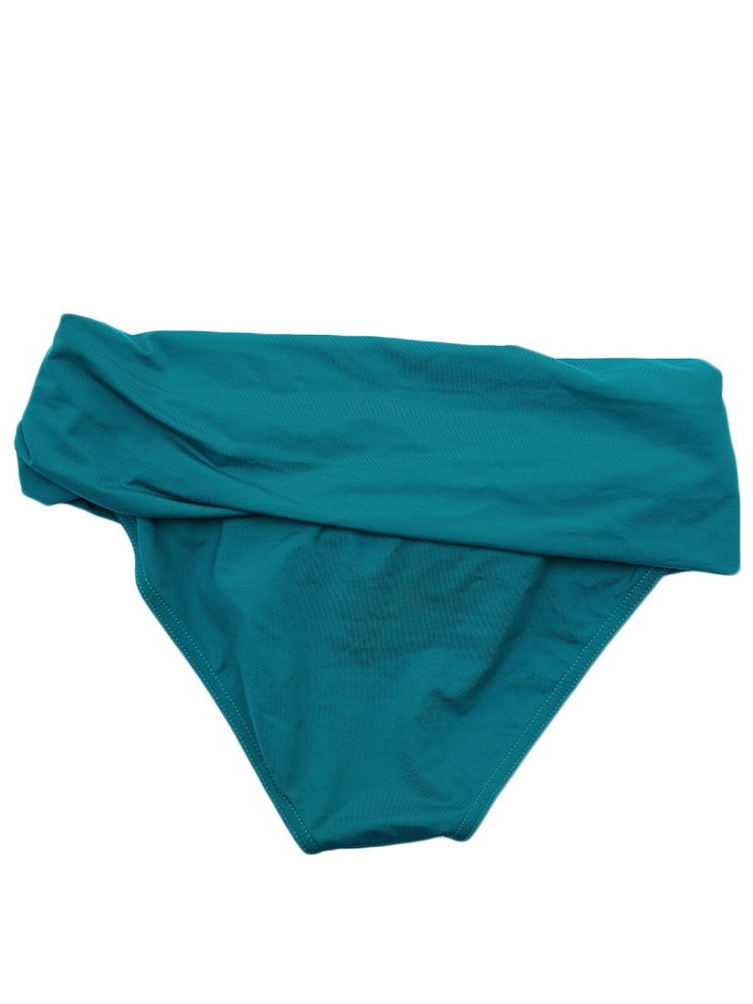 ... Peacock blue triangle bikini Retail price 180€ Size 36