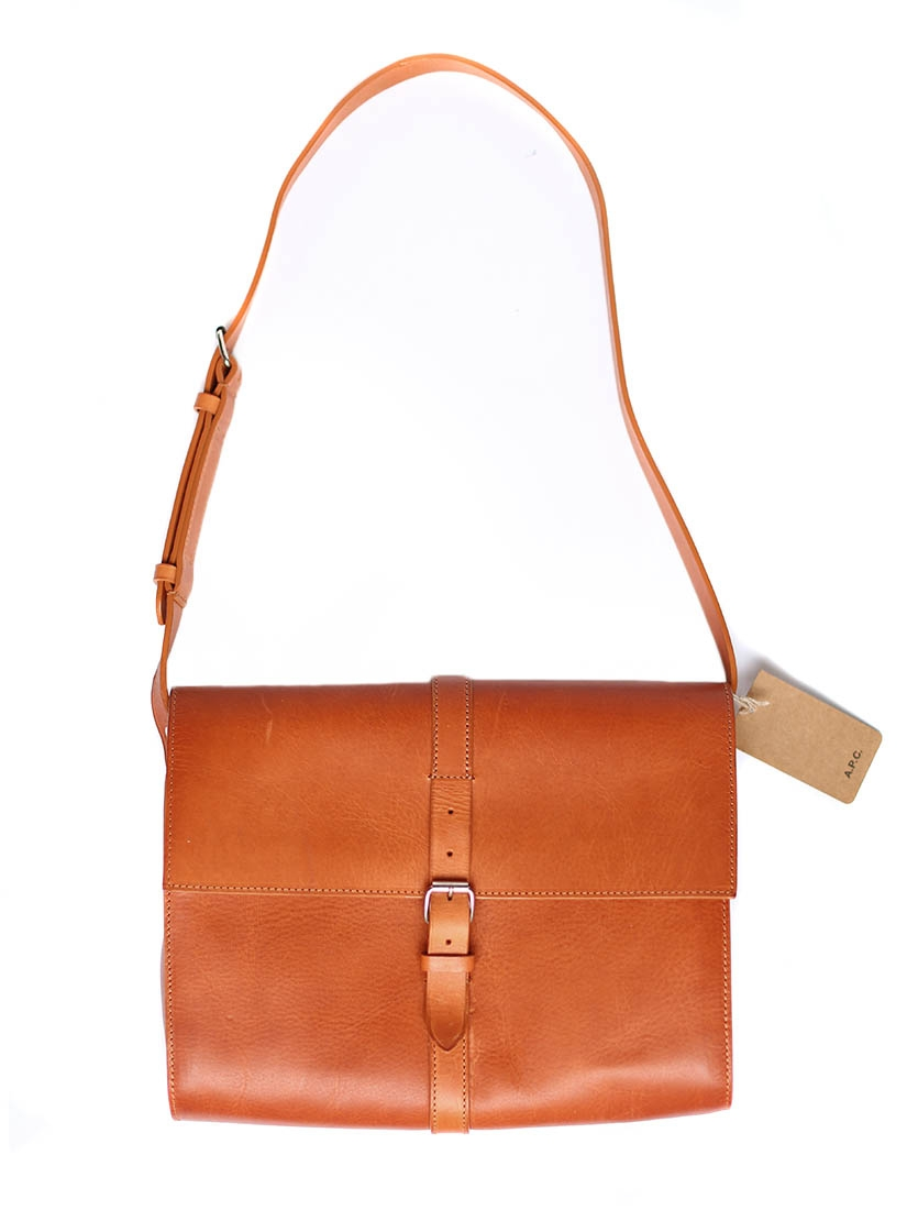860a02ef7c5b ... Minimal camel brown leather hobo bag NEW with tag Retail price 380€ ...