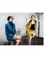 Mustard yellow wool blazer jacket NEW Retail price 430€ Size 38