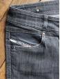 DIESEL Rokket grey denim jeans Size 36