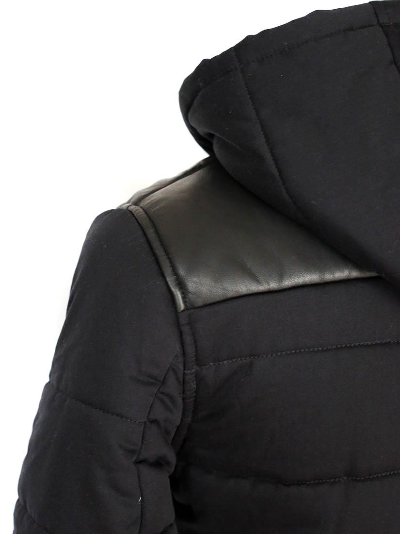 Apc leather jacket