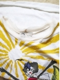 LANVIN White short sleeves printed and embellished t-shirt Retail price 790€ Size S