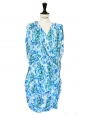 """Storm"" printed sleeveless dress Retail price around €250 Size 34"