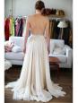 Robe de mariée en dentelle et tulle Blanc/écru Valeur boutique 5000€ Taille 36