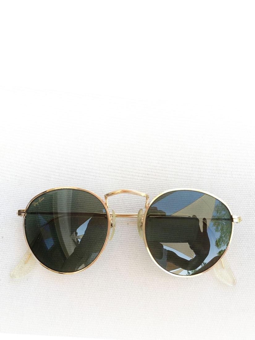 lunettes de soleil ray ban round