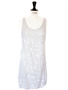 CHLOE Embroidered silk cocktail dress Size XS / 36