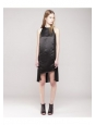 Bottines peep-toe en cuir noir Px boutique 755€ Taille 41