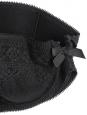 Soutien gorge à dentelle noire Taille 90 C