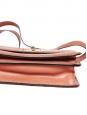 CHLOE Sac à bandoulière LOUISE en cuir rose poudre NEUF Px boutique 1450€
