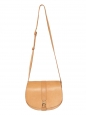 APC VANESSA SEWARD smooth camel leather cross-body bag Retail price €430