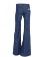 Jean boot cut taille haute bleu indigo Prix boutique 360€ Taille 34