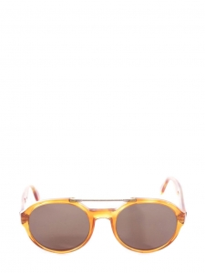 Tan tortoiseshell pilote sunglasses Retail price 135€