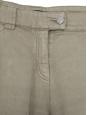 Jean slim en coton stretch marron clair Px boutique 280€ Taille 38