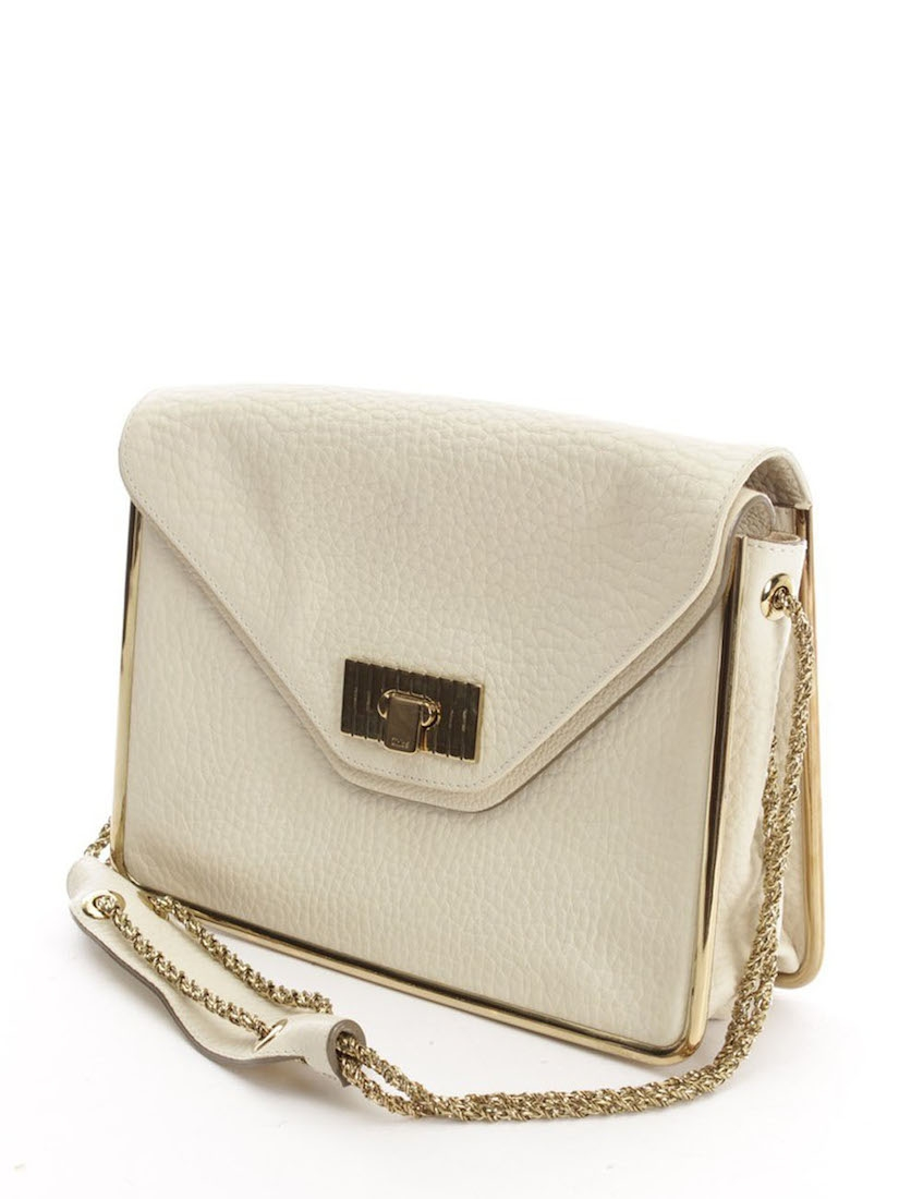 where to buy chloe handbags - ecru white chloe sally bag