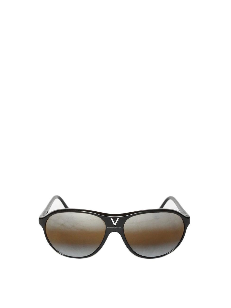 1a7363638c29 Louise Paris - VINTAGE VUARNET 085 Pouilloux black sunglasses Retail ...