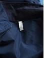 Coupe-vent anorak en nylon bleu Taille XS