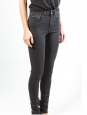 PIN Washed grey high waisted skinny jeans Retail price €190 Size 24/32