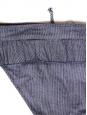 Maillot de bain deux pièces à volant bleu NEUF Px boutique 180€ Taille 34/36