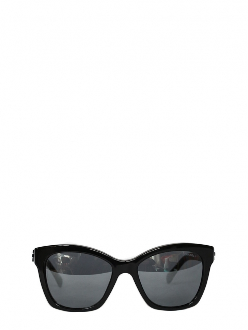 094a7b8cd70e5 Louise Paris - CHANEL Black frame 5313 sunglasses Retail price €245 NEW