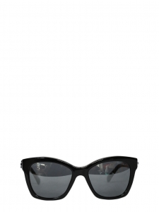 Black frame 5313 sunglasses Retail price €245 NEW