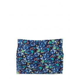 NEON GORDON floral printed mini skirt Retail price €290 Size 36