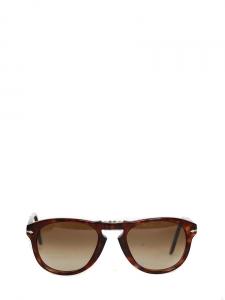 Lunettes de soleil pilantes Steve McQueen 714 monture écaille Px boutique 150€