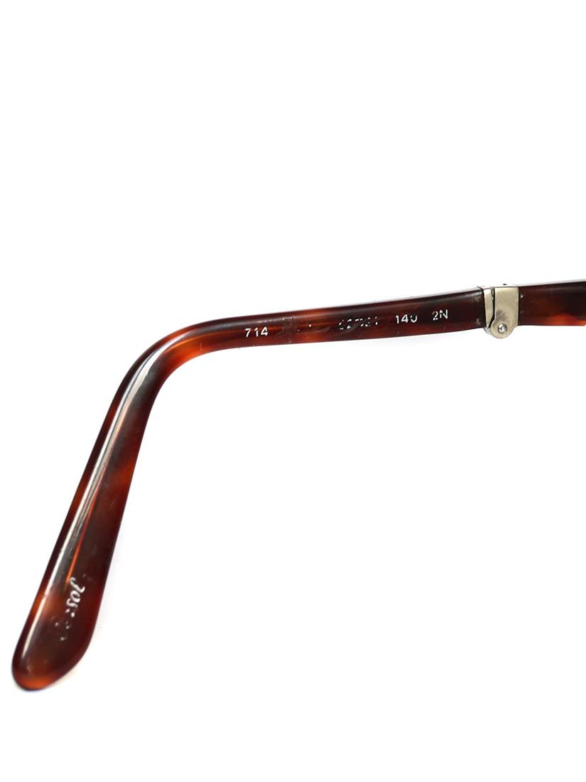 c57c472b6c ... Lunettes de soleil pilantes Steve McQueen 714 monture écaille Px  boutique 150€ ...