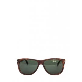 Lunettes de soleil aviator monture écaille mat PO 3103S 9001/31 NEUVES Prix boutique 210€