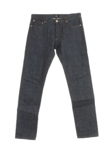 APC Petit Standard dark blue Japanese denim jeans Retail price €160 Size 31