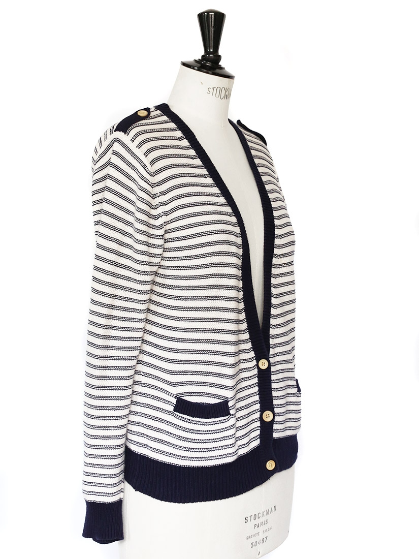 stripe cardigan - up to 70% off. Well, darn. This item just sold out. Select notify me & we'll tell you when it's back in stock.