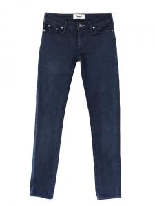 Jean slim stretch KEX THUNDER bleu pétrole Px boutique 215€ Taille 34