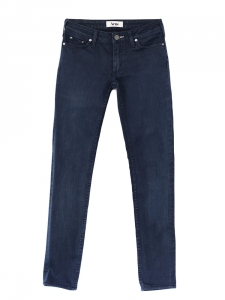 KEX THUNDER slim fit skinny stretch blue jeans Retail price €215 Size 34