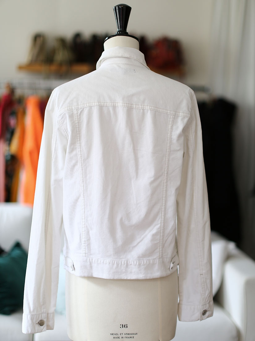 Find the latest and trendy styles of corduroy jacket of women at ZAFUL. We are pleased you with the latest trends in high fashion corduroy jacket. FREE SHIPPING ON ORDERS OVER $39 ZAFUL Button Up Corduroy Jacket - White S. NEW. QUICK VIEW. Button Up Two Tone Corduroy Jacket - Multi S.
