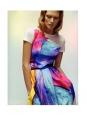 Débardeur en coton imprimé floral multicolore Px boutique 295€ Taille 38