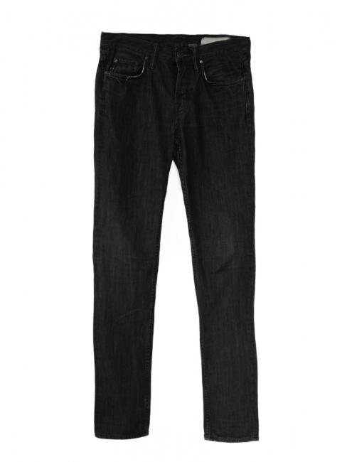 Jean en coton denim noir ALL SAINTS Prix boutique 120€ Taille 28