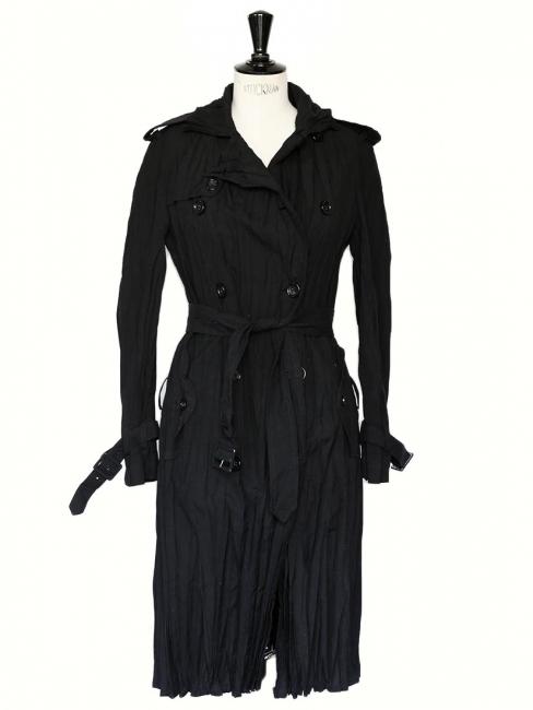 b649d04917d7 Louise Paris - JUNYA WATANABE COMME DES GARCONS Black wool-blend ...
