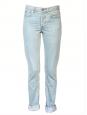 Jean Petit New Standard en toile denim japonaise bleu ciel Px boutique 160€ Taille 34