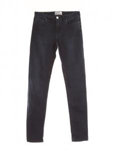 PIN Dark blue high waisted skinny jeans Retail price €190 Size 36