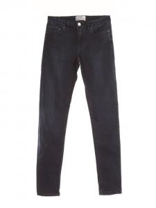 Jean PIN bleu foncé skinny taille haute Px boutique 205€ Taille 36