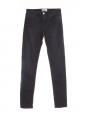 Jean SKIN 5 bleu foncé skinny taille haute Px boutique 205€ Taille 38
