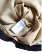 Débardeur en crêpe de soie noir Px boutique 390€ Taille 34