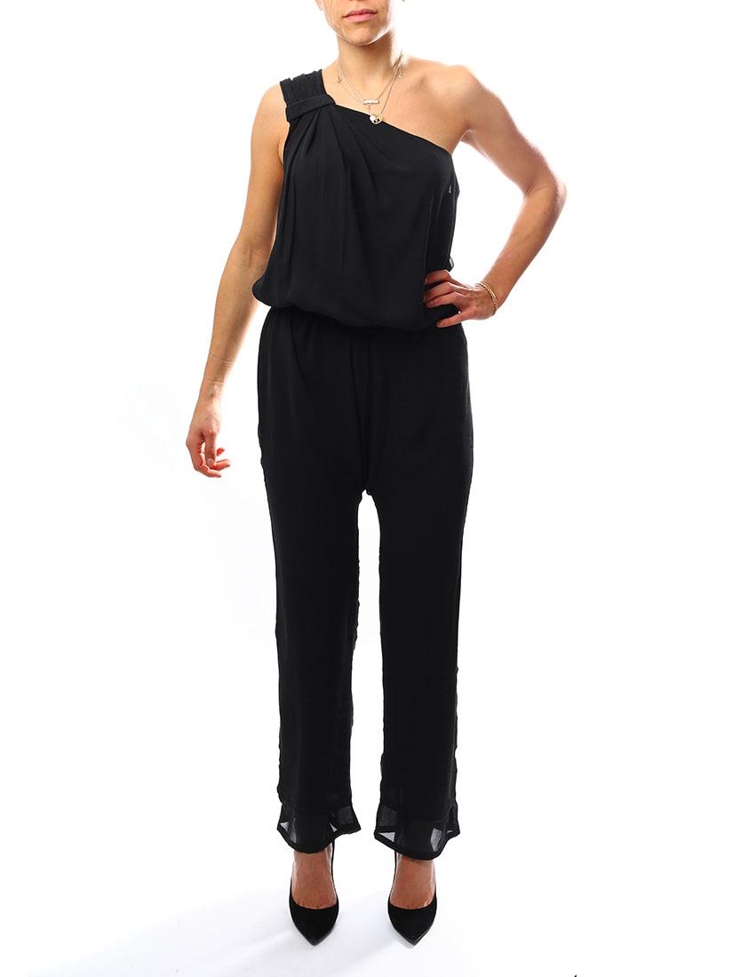 Bien connu Louise Paris - BEL AIR Combinaison pantalon sarouel AMELIA en soie  XW17