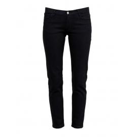 Jean Etroit Court noir Px boutique 160€ Taille 27
